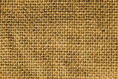 pochodzenie naturalnej parciana konsystencja Tekstura nieociosana tkanina obraz stock