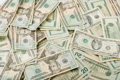 pochodzenie pieniędzy Obrazy Stock
