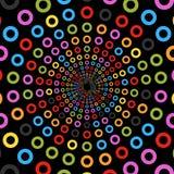 pochodzenie wektora abstrakcyjne Obraz Stock
