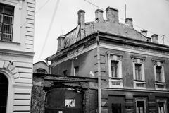 Pochtamtskaya gata St Petersburg Arkivfoton
