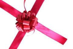 pochyl świątecznej obrazów więcej mojego portfolio czerwone wstążki zdjęcia stock