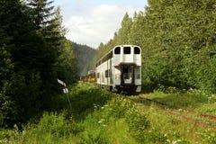 pociąg. Fotografia Royalty Free
