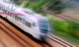 pociąg Fotografia Royalty Free
