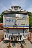 pociąg. Fotografia Stock