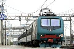 pociąg pasażerski Fotografia Stock