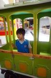 Pociąg przejażdżki Fotografia Stock