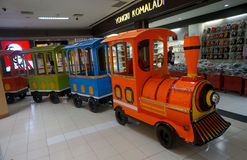 Pociąg przejażdżki Zdjęcia Stock