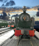 pociągi Zdjęcie Royalty Free