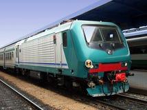 pociąg. obraz stock
