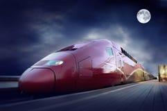 pociąg Obraz Royalty Free