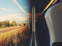 pociąg Obraz Stock