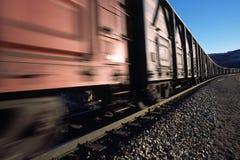 pociąg. Zdjęcie Stock