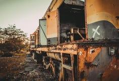 pociąg Zdjęcia Royalty Free