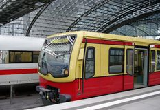 pociąg Zdjęcie Royalty Free