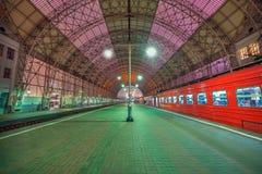 Pociąg Ekspresowy Fotografia Royalty Free