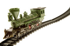 pociąg silnika Obrazy Royalty Free