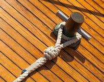 pociągniecie jachting Zdjęcie Royalty Free