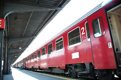 pociąg. Zdjęcia Royalty Free