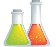 Poción de la ciencia Foto de archivo libre de regalías