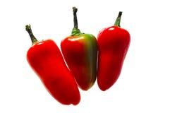 pocisków chiles obrazy stock