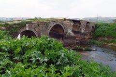 Pocisk woda - skąpanie, catalca, Istanbul fotografia stock