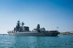 POCISKA krążownik Obrazy Royalty Free