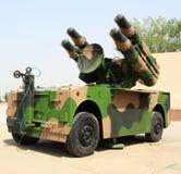 pociska militarny pojazd zdjęcia royalty free