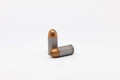 Pociska pistolet odizolowywający na białym tle Obraz Stock
