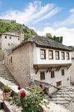 Pocitelj ένα χωριό σε Βοσνία-Ερζεγοβίνη Ευρώπη Στοκ Εικόνες