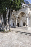 Pocitelj, Βοσνία-Ερζεγοβίνη, Ευρώπη, μουσουλμανικό τέμενος alija hajji Στοκ Εικόνα