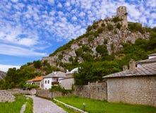 Pocitelj - Βοσνία-Ερζεγοβίνη Στοκ Φωτογραφία