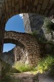 Pocitelj, παλαιά πόλη στη Βοσνία & την Ερζεγοβίνη Στοκ Εικόνες