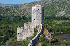 Pocitelj στη Βοσνία Στοκ εικόνα με δικαίωμα ελεύθερης χρήσης