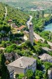 Pocitelj - Bósnia e Herzegovina Fotografia de Stock Royalty Free