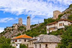 Pocitelj - Bosnia and Herzegovina Royalty Free Stock Images