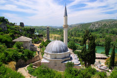 Pocitelj mosque Royalty Free Stock Photos