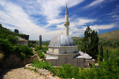 Pocitelj mosque Royalty Free Stock Image