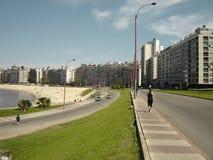 pocitos Уругвай montevideo Стоковое Изображение RF