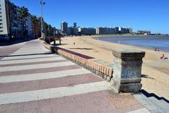 Pocitos de Playa images libres de droits