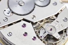 Pocket Antique Watch Mechanism Stock Image