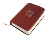 Pocket bible (GNE) Stock Photos