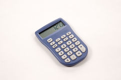 Pocket Calculator Royalty Free Stock Photo