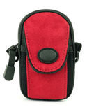 Pocket Camera Case Royalty Free Stock Photo