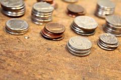 Pocket change Stock Photos
