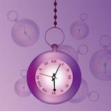 Pocket clock Royalty Free Stock Image