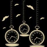 Pocket clock Stock Photo