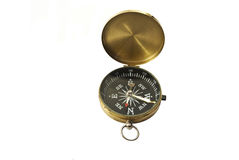 Pocket Compass Royalty Free Stock Image