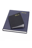 Pocket diaries Stock Image