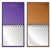 Pocket Diary Stock Photo