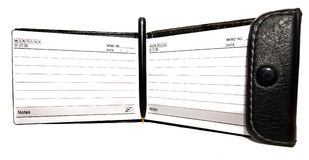 Pocket diary Royalty Free Stock Photo
